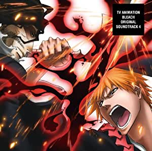 TV Animation BLEACH Original Soundtrack 4