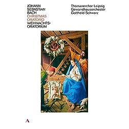 J. S. Bach: Christmas Oratorio - Thomanerchor Leipzig, Gewandhausorchester Leipzig, Gotthold Schwarz from St. Thomas Church Leipzig