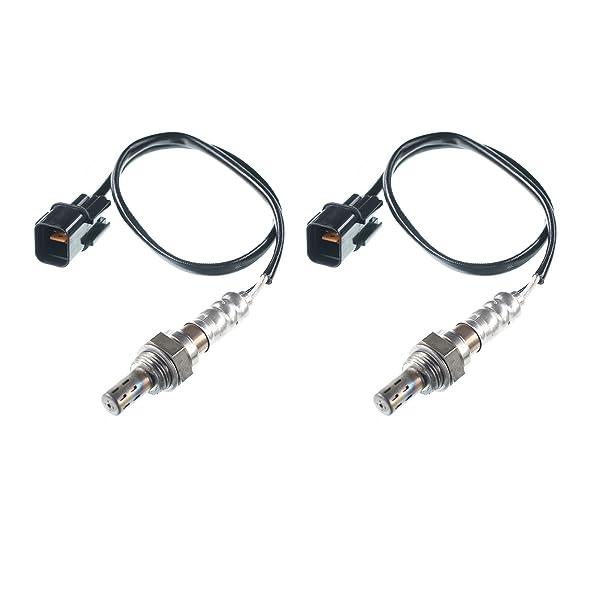 Set of 2 O2 02 Oxygen Sensors Upstream for Hyundai Santa Fe Sonata  Kia V6 2.7L