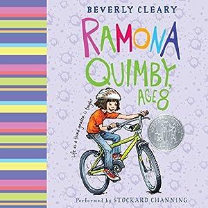 Ramona Quimby, Age 8 Audiobook
