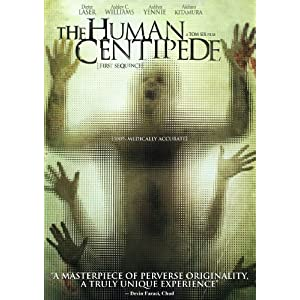 The Human Centipede (2010) - Only $15.49 - Save: $9.49 (38%)