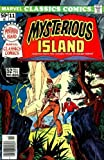 img - for Marvel Classic Comics #11 Mysterious Island (1976) (VOL. 1) book / textbook / text book