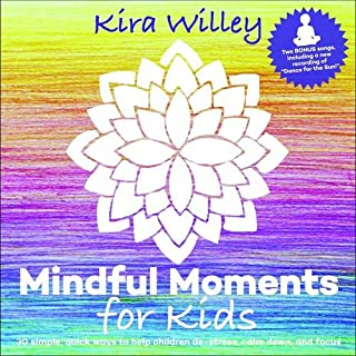 Book Cover: Mindful Moments for Kids