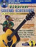 Rébillard : Débutant Guitare Acoustique Tab (+ 1 CD)