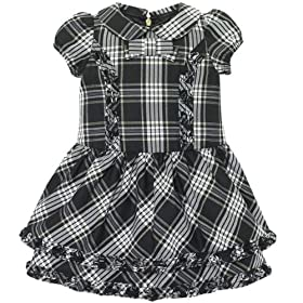 The Children's Place Girls Plaid Dress | Baby's Store