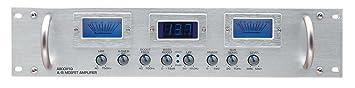 Audiobahn a800 q, 1 x 1 canaux classe a/b amplificateur mosfet amplificateur