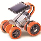 Robotikits Rookie Solar Racer v2 | Solar Powered Vehicle | DIY Robotic Toy