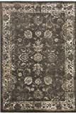"Amelia Area Rug, 4'X5'7"", BROWN"