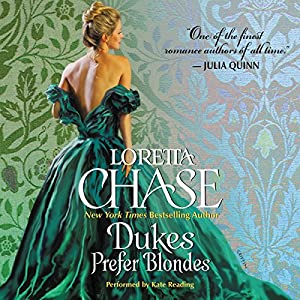 Dukes Prefer Blondes Hörbuch