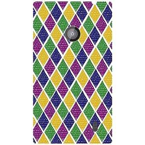 Nokia Lumia 520 Phone Cover - Matte Finish Phone Cover
