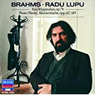 Brahms: Piano Pieces, Opp.117, 118, 119