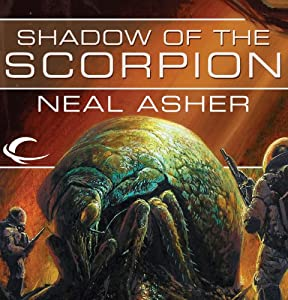 Shadow of the Scorpion Audiobook