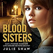 Blood Sisters: Tales of the Notorious Hudson Family, Book 6 Audiobook by Julie Shaw Narrated by Chloe Massey