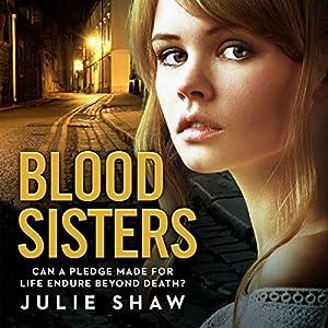 Blood Sisters: Tales of the Notorious Hudson Family, Book 6 Hörbuch von Julie Shaw Gesprochen von: Chloe Massey