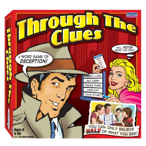 Ideal Through The Clues Game - 1
