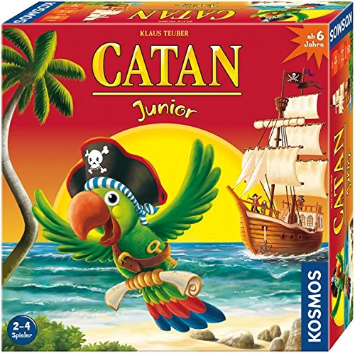 Kosmos 697495 – Catan Junior, Brettspiel