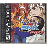Capcom Vs Snk Proby Capcom U.S.a. Inc.