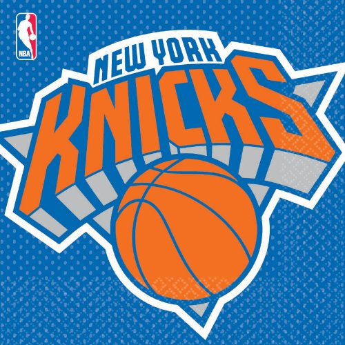 Amscan - New York Knicks Basketball - Lunch Napkins