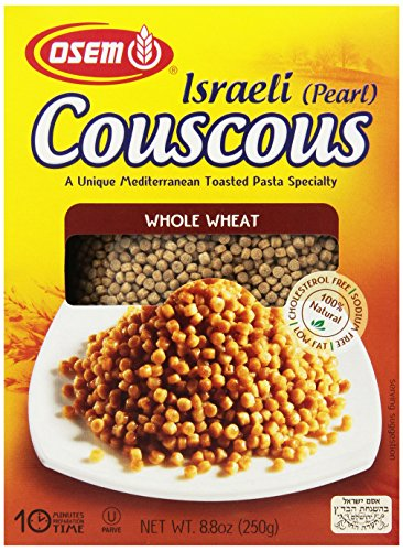 how to cook whole wheat israeli couscous