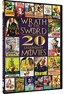 Wrath of the Sword - 20 Legendary Movies [DVD] [Region 1] [US Import] [NTSC]