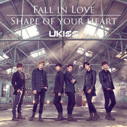 Fall in Love / Shape of your heart  (CD+DVD) (初回生産限定盤A)