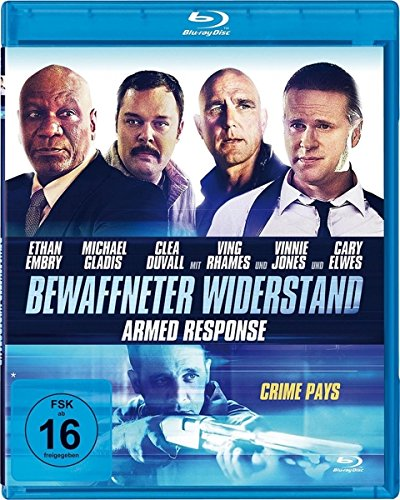 Bewaffneter Widerstand - Armed Response [Blu-ray]