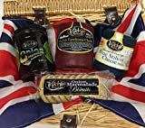 The Truckle Cheese Co - Best Of British Hamper