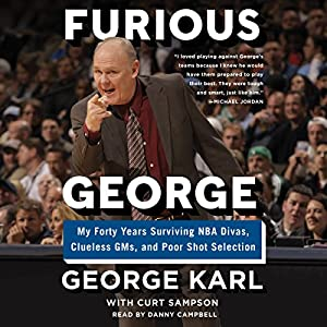 Furious George Audiobook