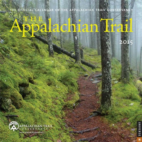 The Appalachian Trail 2015 Wall Calendar