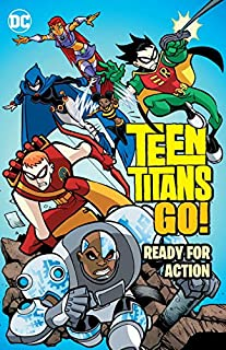 Book Cover: Teen Titans Go!: Ready for Action