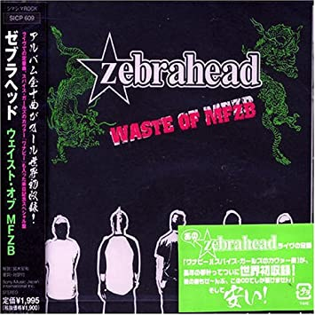 Zebrahead I Money