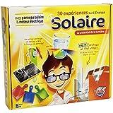 Buki - 7060 - Jeu Educatif - Science et Nature - 30 Expériences sur L'énergie Solaire