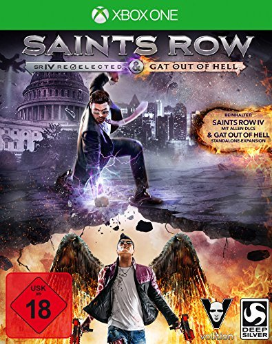 Deep Silver XB1 Saints Row IV Re-elected by Koch International (Saints Row Re Elected Xbox One compare prices)