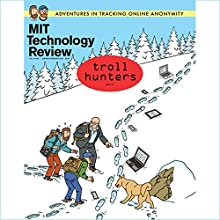 Audible Technology Review, January 2015  by Technology Review Narrated by Todd Mundt