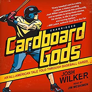 Cardboard Gods Audiobook