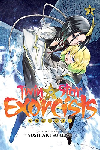 Twin Star Exorcists, Vol. 3: Onmyoji