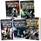 Derek Landy Skulduggery Pleasant Pack, 5 books, RRP £40.95 (Books 1-5) (Skulduggery Pleasant; Playing With Fire; The Faceless Ones; Dark Days; Mortal Coil)