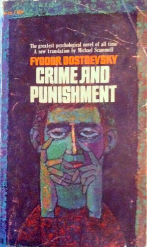 Crime & Punishment, Dostoevsky, Fyodor
