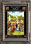 The Complete Alice in Wonderland (Kindle Master Editions)