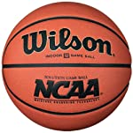 Wilson B0701 Solution Women's Official NCAA Composite Leather Basketball
