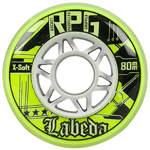 Labeda-RPG-X-SOFT-80mm-Yelred
