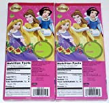 Disney Princess Giant Candy Canes - Snow White, Belle and Rapunzel