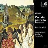 J.S. Bach: Cantatas for Alto Solo