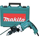 Makita HP2050-R 3/4 in. Hammer Drill with Case (Renewed)