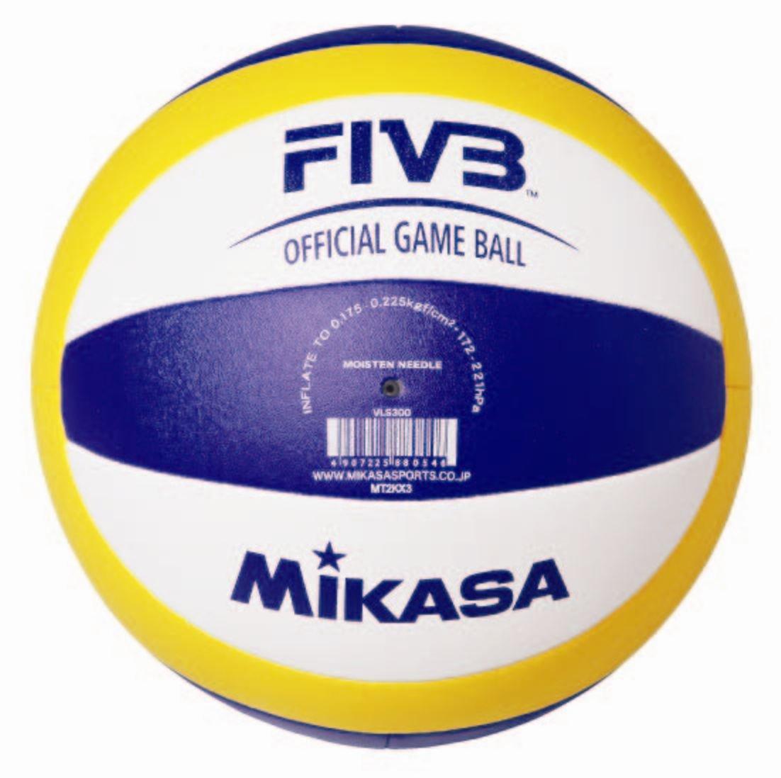 Volleyball Ball Mikasa Beach Beach Volleyball Mikasa Beach