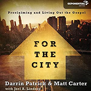 For the City Audiobook