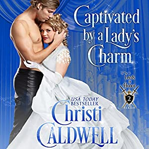 Captivated by a Lady's Charm Audiobook