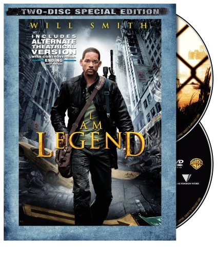Cover art for  I Am Legend (Widescreen Two-Disc Special Edition)