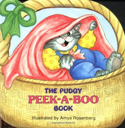 The Pudgy Peek-a-boo Book (Pudgy Board Book), Buch