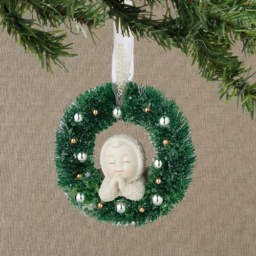 Department 56 Snowbabies Dream Angel Prayers Ornament